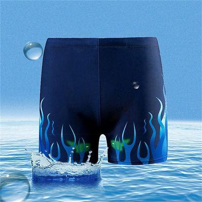 Rychleschnoucí pánské plavky