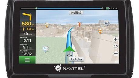 Navigační systém GPS Navitel G550 černá (C2047027)