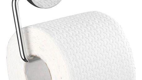 Držák na toaletní papír bez nutnosti vrtání Wenko Vacuum-Loc, až33kg