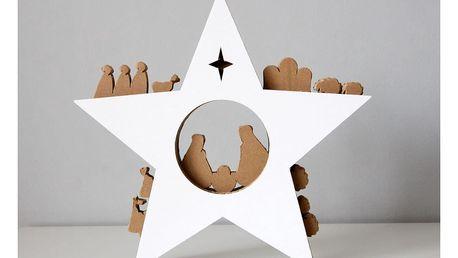 Betlémská hvězda Unlimited Design for kids