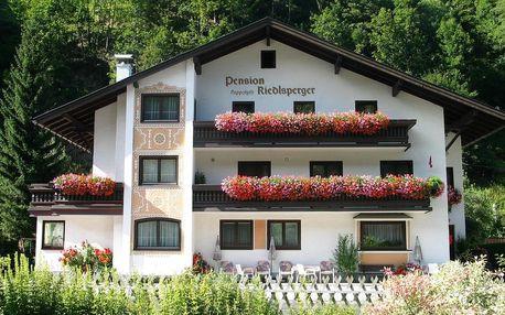 Rakousko, Salcbursko: Pension Riedlsperger