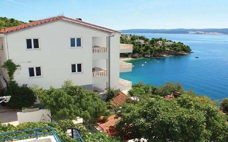 Chorvatsko - Omiš na 10 dní, bez stravy s dopravou autobusem 250 m od pláže