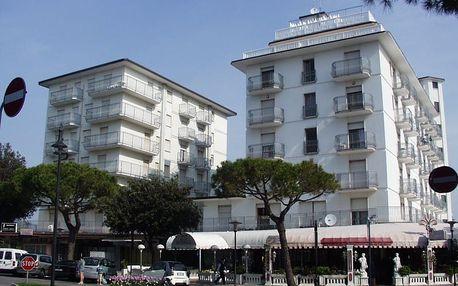 Itálie - Lido di Jesolo na 10 dní, bez stravy s dopravou autobusem 50 m od pláže
