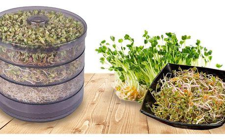 Klíčicí biomiska a výběr z 19 semínek na klíčení