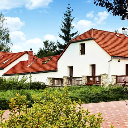 Babí léto na Lipně: apartmán, jídlo i wellness