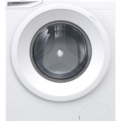 Automatická pračka Gorenje Essential WE62S3 bílá + dárek Prací prostředek Perwoll Color 2,7l
