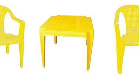 IPAE dětský - plast/žlutý
