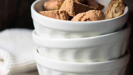 IB LAURSEN Miska na müsli Mynte Butter Cream, krémová barva, keramika