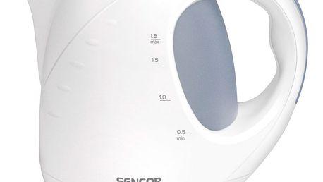 Sencor SWK 1800WH rychlovarná konvice, bílá