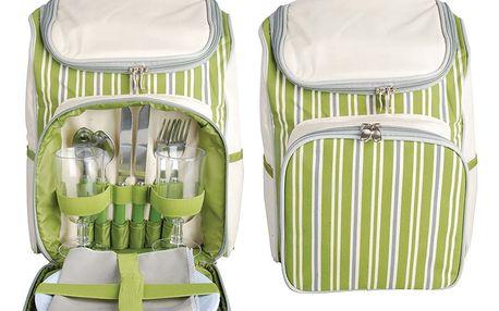 Piknikový batoh s nádobím pro 2 osoby EsschertDesignPicnic