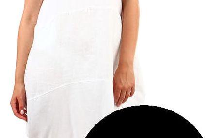 Dámské plážové oversized šaty černá