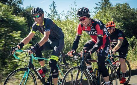 Celodenní cyklovýlet s instruktorem