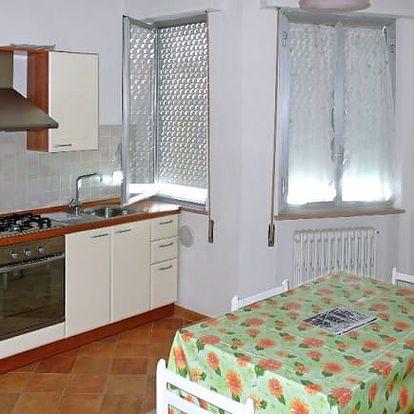 Itálie: 7 nocí pro 1 osobu v apartmánu, autobusem