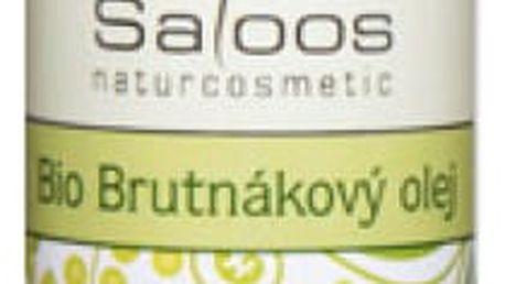 Rostlinné oleje Saloos 50 ml - Bio Brutnákový olej - SLEVA - blížící se datum spotřeby
