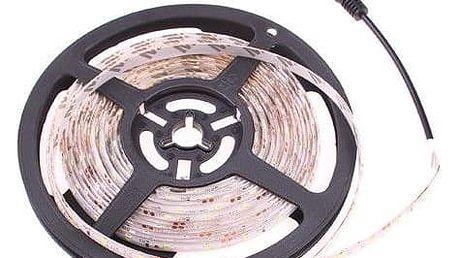 LED pásek 5 m – studená bílá