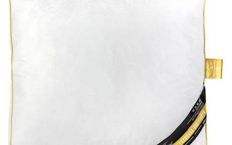 Polštář na spaní s dutými vlákny Sleeptime Jacquard,50x60cm