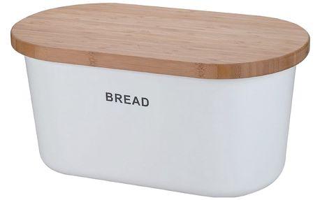 Chlebovka BREAD + prkénko na krájení, 2 v 1, ZELLER