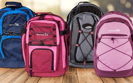 Praktické batohy vhodné do práce i do přírody