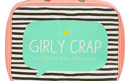Cestovní taška Happy Jackson Girly Crap