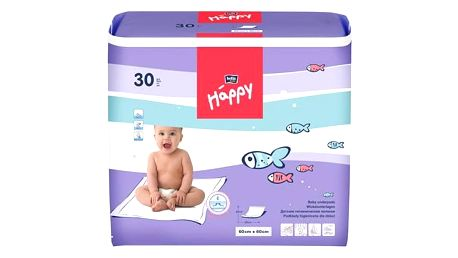 Bella Baby Happy 60x60cm, 30 ks