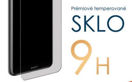 Ochranné sklo TGM pro Huawei P20 Lite průhledné (TGM-HUAWP20L)