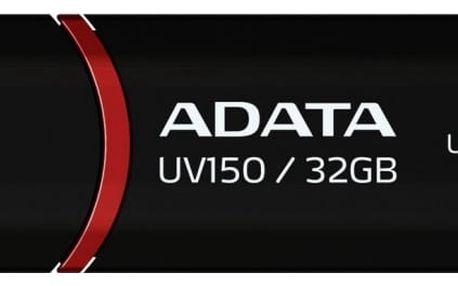 USB Flash ADATA DashDrive UV150 32GB černý (AUV150-32G-RBK)