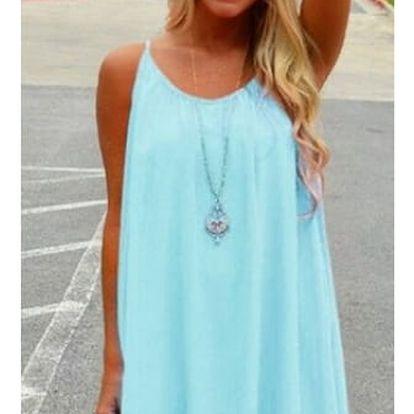 Neonové šaty - 4 varianty