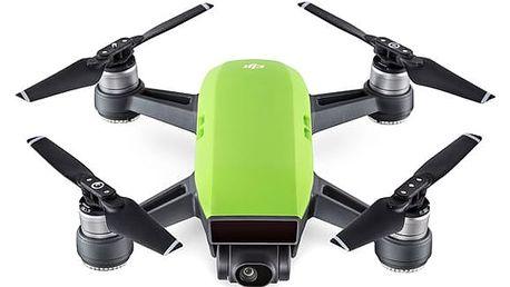 Dron DJI Spark Fly More Combo zelený (DJIS0202C)