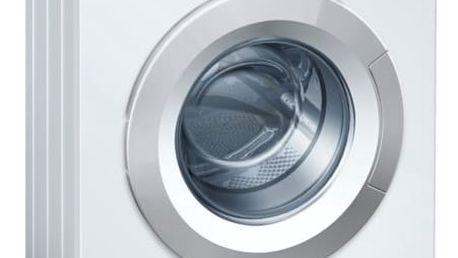 Automatická pračka Siemens WS12G160BY bílá