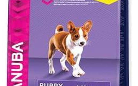 Eukanuba Puppy & Junior Medium Breed 15 kg + 3 kg ZDARMA