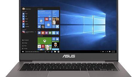 Notebook Asus UX410UA-GV035T (UX410UA-GV035T) šedý Software F-Secure SAFE, 3 zařízení / 6 měsíců + Monitorovací software Pinya Guard - licence na 6 měsíců v hodnotě 1 178 Kč + DOPRAVA ZDARMA