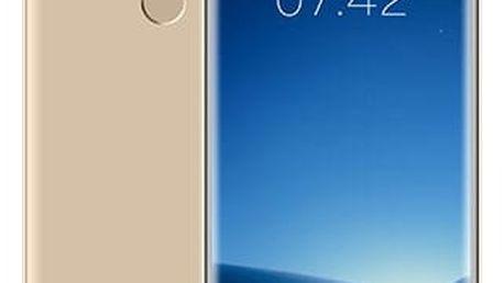 Mobilní telefon Doogee X60L Dual SIM (6924351653002) zlatý