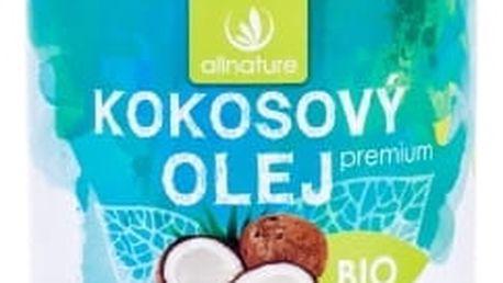 Allnature Premium Bio Coconut Oil 500 ml přípravek pro zdraví unisex