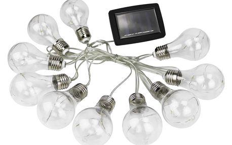 Solární osvětlení Žárovky, 10 LED