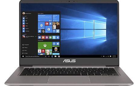 Notebook Asus UX410UA-GV035T (UX410UA-GV035T) šedý Software F-Secure SAFE, 3 zařízení / 6 měsíců v hodnotě 979 Kč