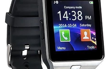 Smart hodinky pro propojení s telefonem přes bluetooth