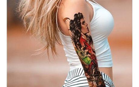 Dočasné tetování - 25 variant
