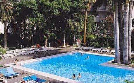 Kanárské ostrovy - Tenerife na 8 až 15 dní, all inclusive nebo polopenze s dopravou letecky z Prahy 300 m od pláže