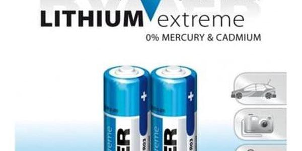 Baterie lithiová GP RLT FR6-B2 (RLT FR6-B2)