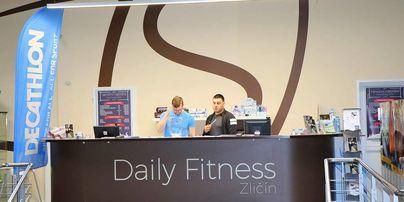 Daily Fitness - Olga Šípková