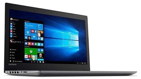 Notebook Lenovo 320-15ABR (80XS007TCK) černý Software F-Secure SAFE, 3 zařízení / 6 měsíců v hodnotě 979 Kč + DOPRAVA ZDARMA