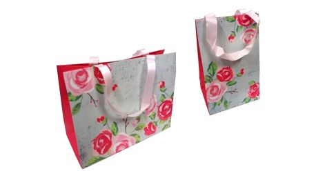 Dárková taška Růže