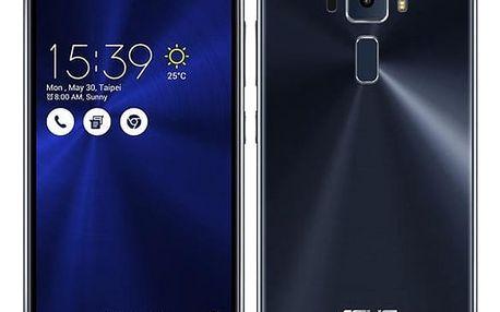 Mobilní telefon Asus ZenFone 3 ZE520KL (ZE520KL-1A010WW) černý Software F-Secure SAFE, 3 zařízení / 6 měsíců v hodnotě 979 Kč + DOPRAVA ZDARMA