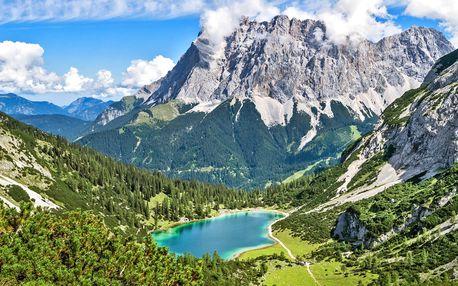 Zájezd autobusem do Alp s výletem na Zugspitze