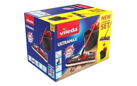 Mop sada Vileda Ultramax set 2in1 (155737)