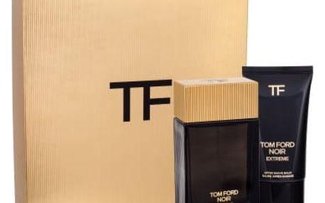 TOM FORD Noir Extreme dárková kazeta pro muže parfémovaná voda 100 ml + balzám po holení 75 ml