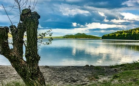 Babí léto na chatě u Máchova jezera až pro 11 os.