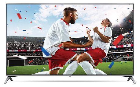 Televize LG 55SK7900PLA titanium