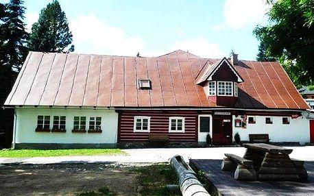 3–6denní pobyt se snídaní nebo polopenzí v penzionu Motejlek v Harrachově pro 2 osoby