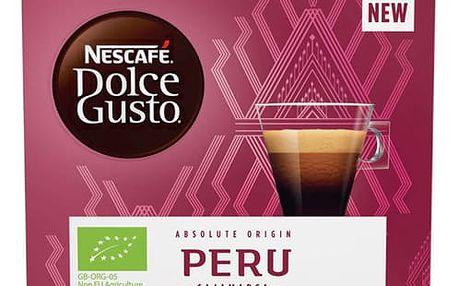 Kapsle pro espressa Nescafé Dolce Gusto Peru